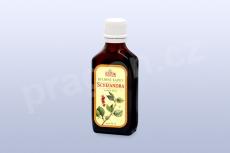 Schizandra kapky 50 ml, GREŠÍK-Z-40% líh, Bylinné kapky