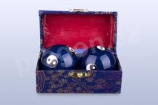 Masážní kulicky - modré
