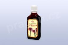 Echinacea kapky 50 ml GREŠÍK-Z-40 % líh, Bylinné kapky