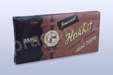 Čokoláda hořká 100%, 45 g