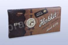 Čokoláda hořká 83%, 45 g