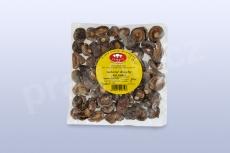 Houby sušení shiitake (šitake) 50 g SAMYCO