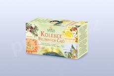 Kolekce Bylinných čajů 5 × 4 n.s. přebal GREŠÍK