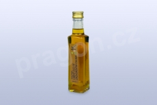 Lněný olej se zázvorem organic oil Extra Virgin, 200 ml