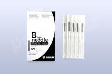 Akupunkturní jehly Seirin B-type 10 / 0,35x50 mm