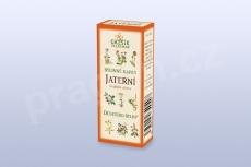 Jaterní kapky 50 ml, GREŠÍK-Z-35% líh, Bylinné kapky