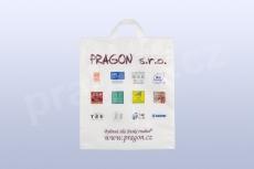 Praktická PE taška PRAGON, nosnost 15 kg