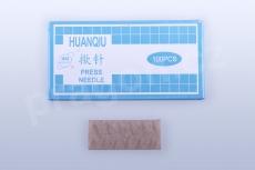 Akupunkturní jehly Huanqiu - ušní 0,22x1,5 s náplastí