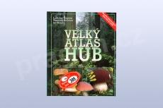 Velký atlas hub - Ladislav Hagara, Vladimír Antonín, Jiří Baier