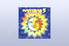 Mantras 5 - Happiness - Henry Marshall (CD)