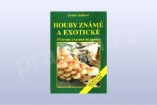 Houby známé a exotické - Jarmila Teplíková (kniha)