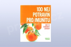 100 nej potravin pro imunitu - Charlotte Haighová